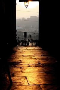 La luce di Piazza Vittorio